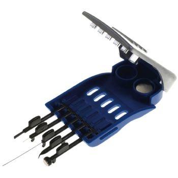 Dagelijks gebruik van dit Rayovac schoonmaakgereedschap helpt dure reparaties voorkomen. Van alle gebruikers van gehoorapparaten maakt 80% gebruik van een accessoire, en 67% maakt gebruikt van een schoonmaak borsteltje om hun apparaat schoon te houden.