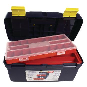 Gereedschapskoffer 500 x 258 x 255 mm