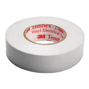 Scoth 3M temflex. De tape heeft een bijzonder lage prijsstelling en levert daarvoor een goede kwaliteit. Soepel en gemakkelijk te verwerken en is tevens bestand tegen een continue omgevingstemperatuur tot 90°C. De 0,15mm dikke tape is bestand tegen vocht