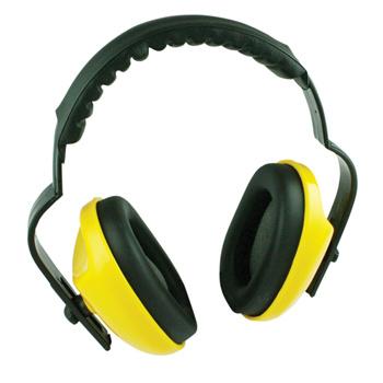 Voorkom lawaaidoofheid met deze standaard opvouwbare gehoorbeschermers. Uitgerust met zachte vulling en een verstelbare hoofdband voor een comfortabele pasvorm. Reduceert omgevingsgeluid voor 23 dB. <br /> Is ontwikkeld volgens de CE en EN352-1 standaarden.