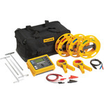 Fluke Earth Ground Tester Kit, Advanced