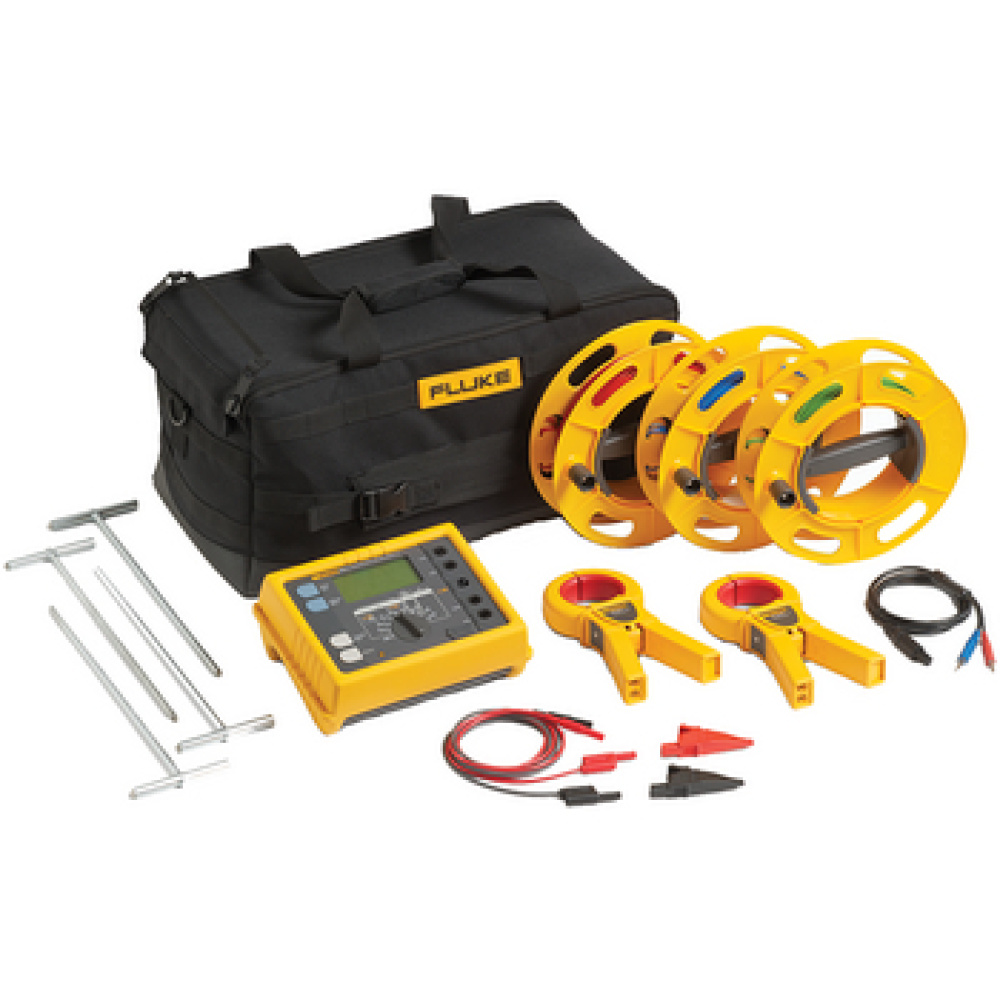 Earth Ground Tester Kit, Advanced