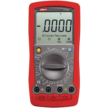 Digitale multimeter RMS 19 999 Cijfers 1000 VAC 1000 VDC 20 ADC
