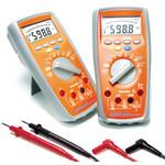 Appa Digitale multimeter TRMS AC+DC 6000 Cijfers 1000 VAC 1000 VDC 10 ADC