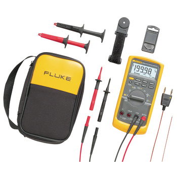 Digitale multimeter FLUKE 87-V/E2K/EUR TRMS AC 20 000 Cijfers 1000 VAC 1000 VDC 10 ADC