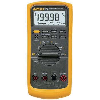 Digitale multimeter FLUKE 87-V TRMS AC 20 000 Cijfers 1000 VAC 1000 VDC 10 ADC