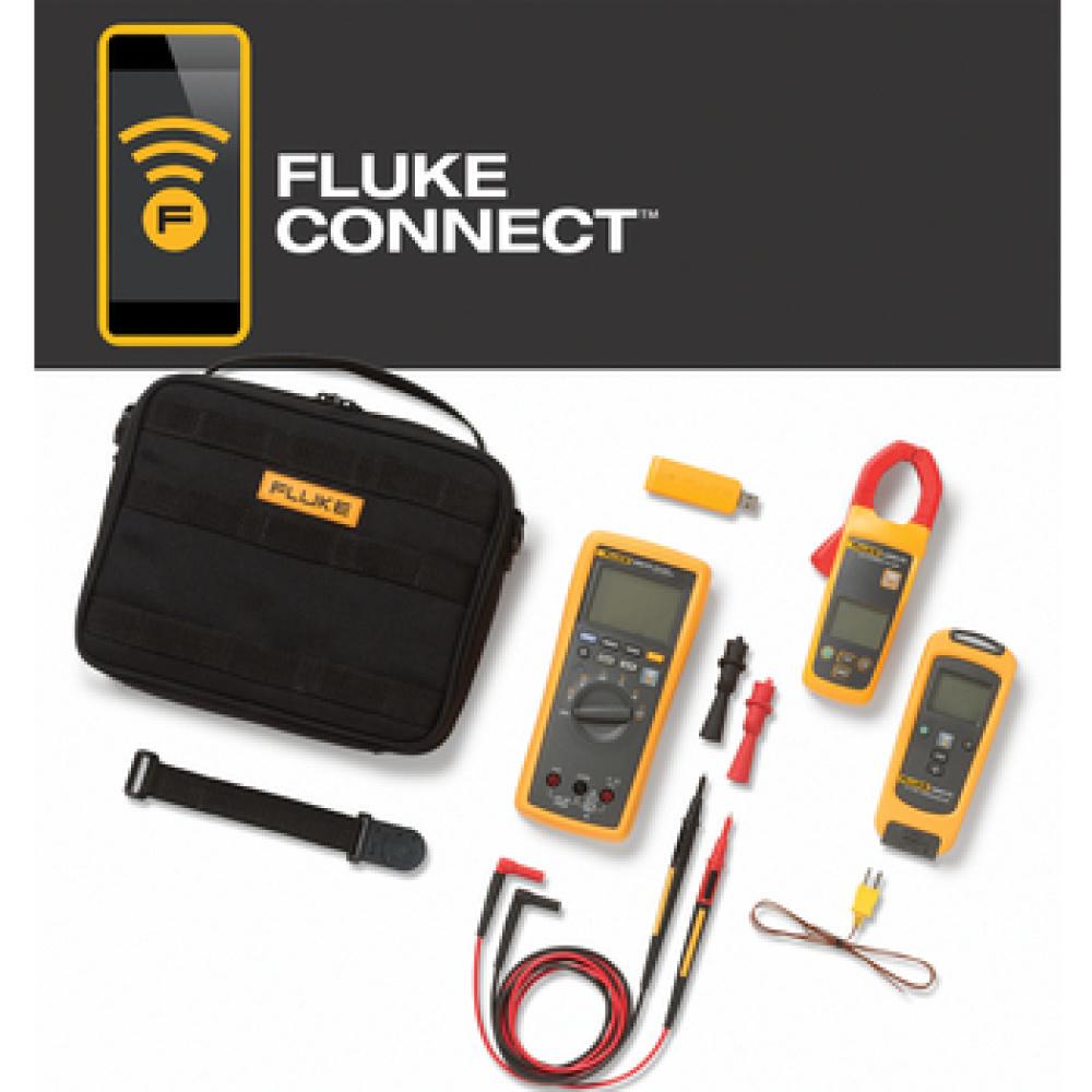 Multimeter kit, Stroom / Temperatuur