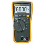 Fluke Digitale multimeter FLUKE 114 TRMS AC 6000 Cijfers 600 VAC 600 VDC