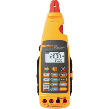 Measurement of 4...20 mA signals without interrupting the loop<br /> Checking of faults with mA signals with measurement in the current loop (772, 773)<br /> Detachable clip with extension cable<br /> Contact less mA measurement<br /> Integrated troubleshooting in mA loops (772,