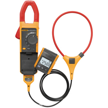 Wireless technology allows the display to be carried up to 30 ft. away from the point of measurement for added flexibility without interference with measurement accuracy (Fluke 381)<br /> 1000 A ac and dc current measurement with fixed Jaw (381, 376), 600 A TRM