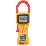 Fluke Current clamp meter, 1400 AAC, 2000 ADC, TRMS