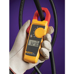 Fluke Current clamp meter, 400 AAC, TRMS AC