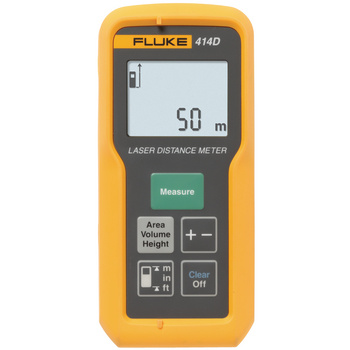 Instant measurements up to 100 meters (424D)<br /> Just point, click, done<br /> Measure with greater accuracy: Up to +/- 1 mm. No scales to interpret or misread<br /> Easily measure hard-to-access areas, like high ceilings, without climbing a ladder<br /> Inclination sensor hel