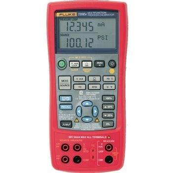 Intrinsically safe process calibrator