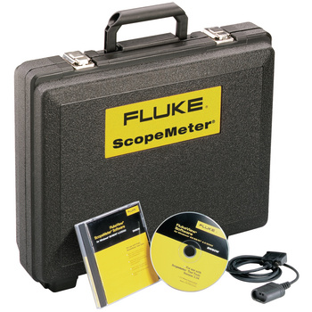 Software-Kit for ScopeMeter Fluke 120