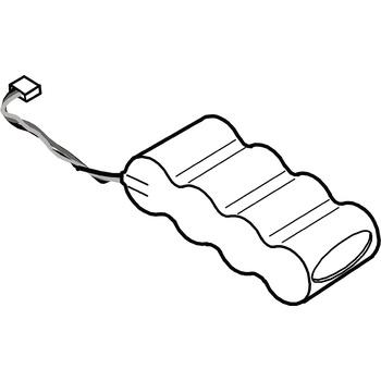 NiMH battery pack for Fluke 123, 124