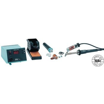Digital control technique<br /> Temperature setting through keys, display<br /> ESD-safe<br /> The system is operated with compressed air<br /> Compressed air accessories not included in delivery<br /> Protection class I