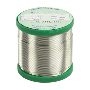 Loodvrije soldeertin 0,75mm 500 g
