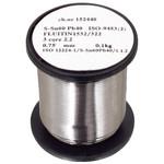 Cookson Electronics Soldeertin 0,70mm witmetaal 500 g