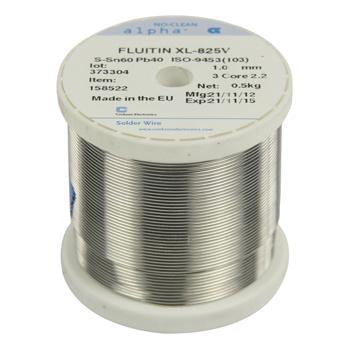 Soldeertin 1,00mm witmetaal 500 g