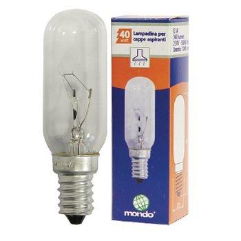 Afzuigkaplamp E14 40 W Origineel Onderdeelnummer 484000000985, 9029791929, 481281728318