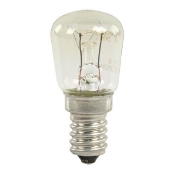 Smalle, compacte, gloeilampen voor speciale toepassingen.<br /> <br /> • Schakelborden<br /> • Heldere lamp enveloppe afwerking<br /> • E14