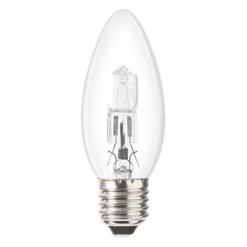 Halogeenlamp E27 Kaars 28 W 370 lm 2800 K