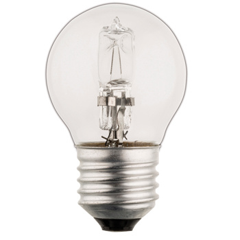 Halogeenlamp E27 Mini Globe 42 W 630 lm 2800 K