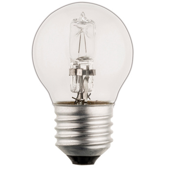 Halogeenlamp E27 Mini Globe 18 W 205 lm 2800 K