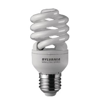 Fluorescentielamp E27 Spiraal 15 W 900 lm 2700 K