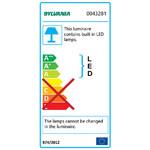Sylvania LED Plafond Lamp 12 W 3000 K 800 lm Wit