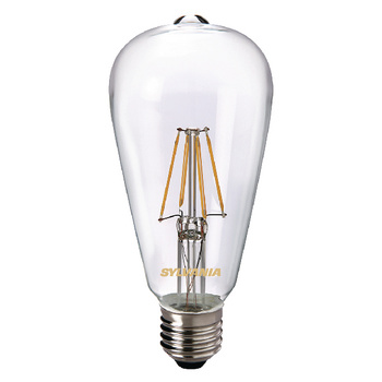 Filament led lamp ST64 E27 4W 470 Lumen