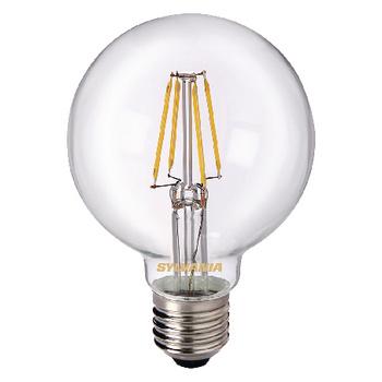 Filament led lamp Globe E27 5W 640 Lumen