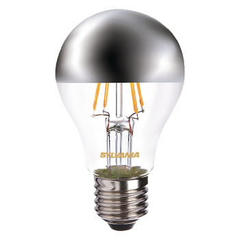 Filament led lamp Kopspiegel E27 4W 450 Lumen