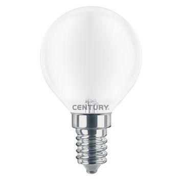 INCANTO SATIN LED MINIGLOBE - 4W - E14 - 3000K - 470Lm