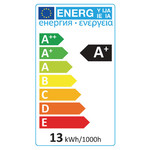 HQ LED-Lamp E27 Dimbaar A60 9.2 W 1055 lm 2700 K