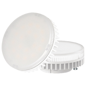 Slim LED - GX53 - 5W - GX53 - 4000K - 420 Lm