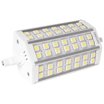 Exa flat LED 118 mm - 10W - R7S - 3000K - 1000 Lm