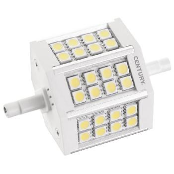 Exa flat LED 78 mm - 5W - R7S - 3000K - 500 Lm