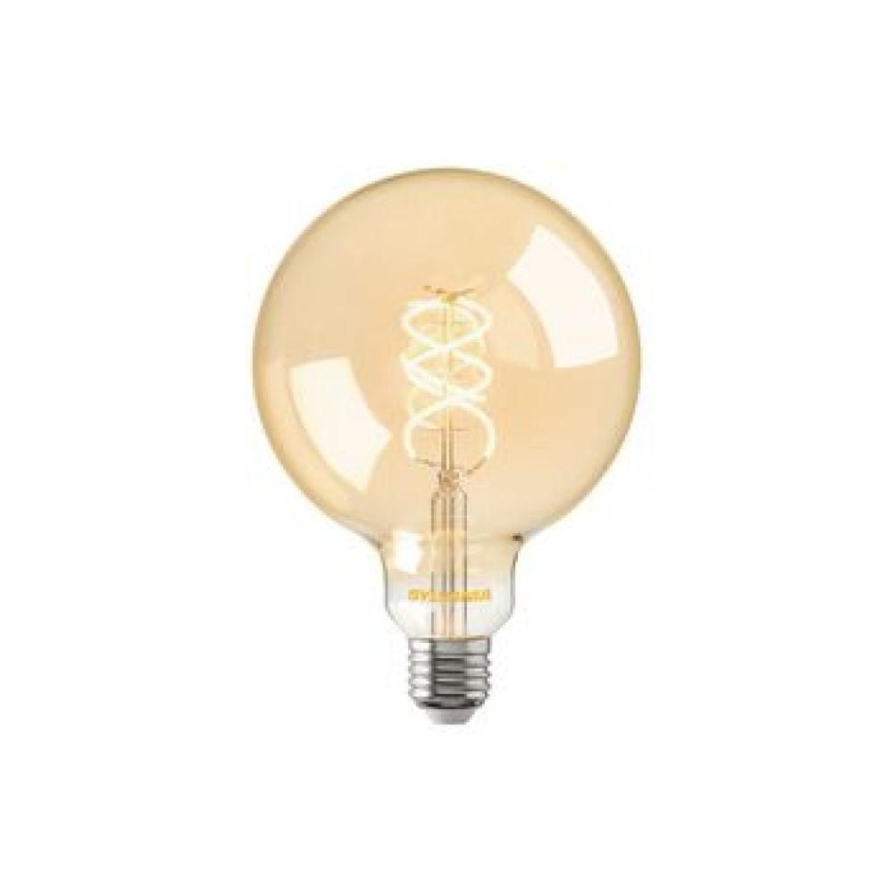 • New and innovative Flexible Filament Chip Technology (FFCT) designed to create the low-lit vintage effect. <br /> • Perfect for hotels, restaurants, heritage lighting, bars and decorative applications. <br /> • The ideal LED solution to replace incandescent vintage