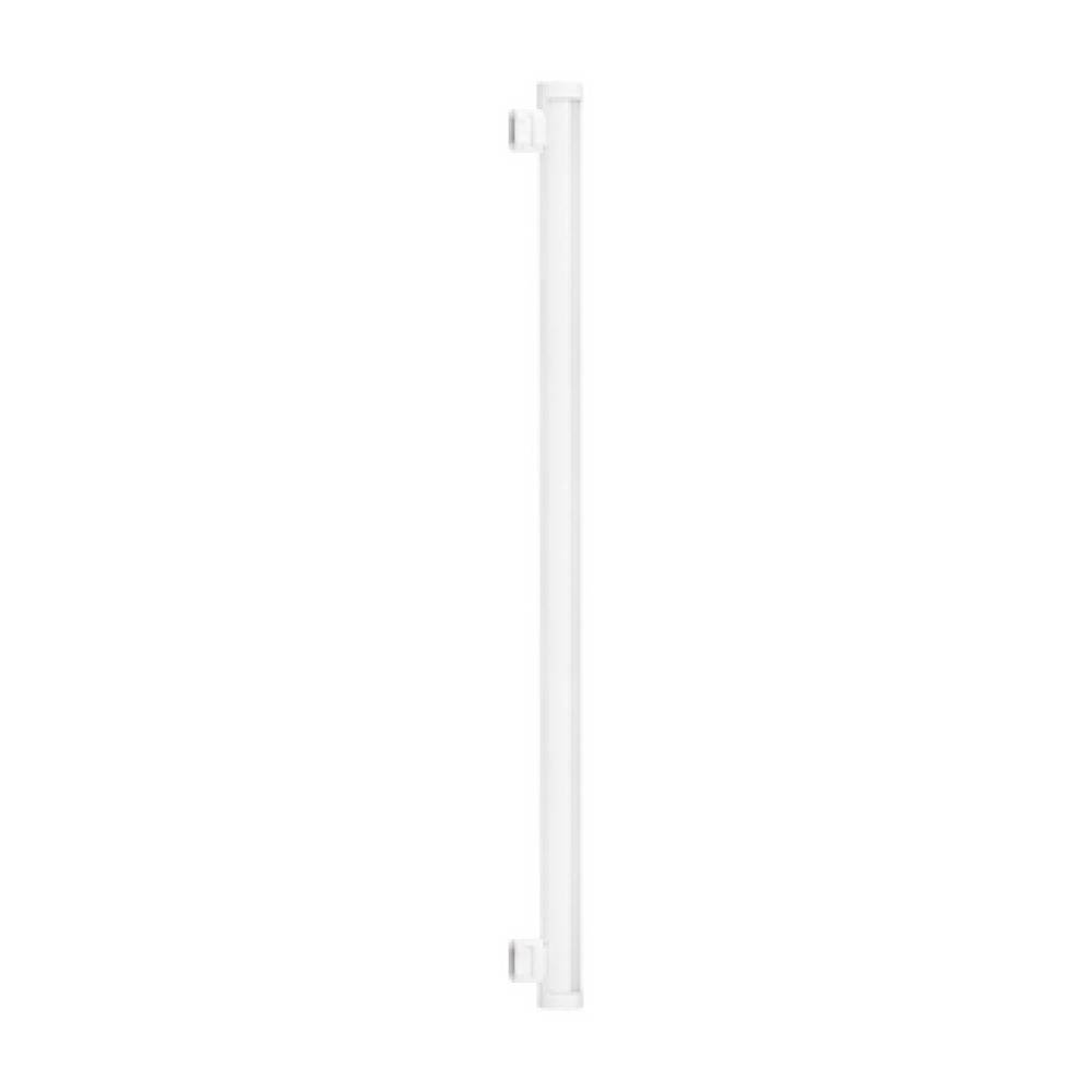 Energy saving LED Linair Striplight 500mm S14S, 4,5 Watt replace 60 Watt<br /> <br /> A linear LED lamp is a lamp in a tube shape for the base S14s. Linear lamps are popular in bathroom, kitchen and as a light bar in cabinets. The light they produce is very flatterin