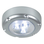 Ranex LED Lamp met Druktoets 3 Zilver