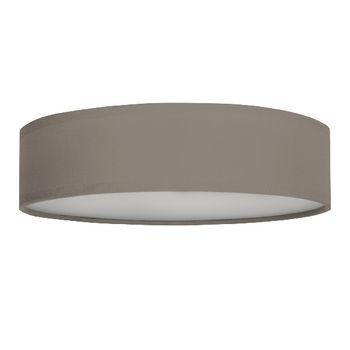 Ranex 6000.545 Mia Plafondlamp – 40 cm – Bruin <br /> Geef je woonkamer, slaapkamer of gang meer sfeer met de Ranex Mia plafondlamp uit de serie Ceiling Dream. De plafondlamp heeft een doorsnede van 40 cm en past in vrijwel iedere kamer. De lampenkap is gemaakt