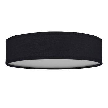 Ranex 6000.543 Mia Plafondlamp – 40 cm – Zwart <br /> Geef je woonkamer, slaapkamer of gang meer sfeer met de Ranex Mia plafondlamp uit de serie Ceiling Dream. De plafondlamp heeft een doorsnede van 40 cm en past in vrijwel iedere kamer. De lampenkap is gemaakt