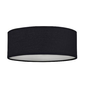 LED Plafond Lamp Zwart