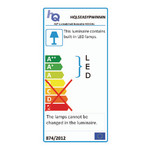 HQ LED-Strip 36 W Zuiver Wit 5000 lm
