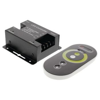 Stel de LED-stripkleuren precies naar wens af met deze controller.