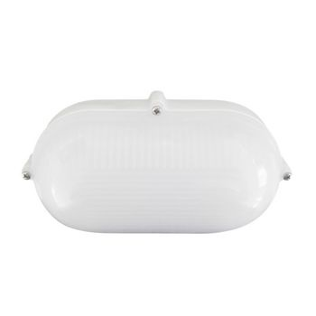 Oval ceiling light