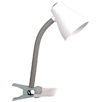De 6000.631 Manou bureaulamp van Ranex is een modern model met klem en buigbare hals. Met zijn hippe kleuren en strakke kap is dit model geschikt voor een modern interieur. De bureaulamp is in diverse kleuren verkrijgbaar, waardoor hij voor allerlei ruimt