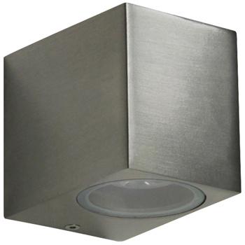LED Wandlamp voor Buiten 3 W 230 lm Geborsteld Aluminium